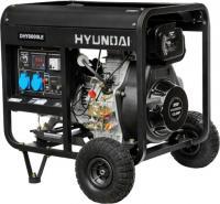 Дизельный генератор Hyundai DHY8000LE -