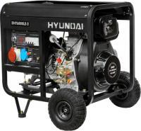 Дизельный генератор Hyundai DHY6000LE-3 -