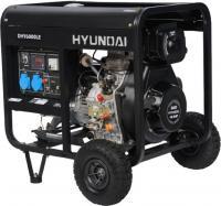 Дизельный генератор Hyundai DHY6000LE -