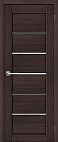 Дверь межкомнатная Юркас Stark ST1 60x200 (мателюкс/венге) -