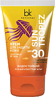 Крем солнцезащитный BelKosmex Sun Tropez SPF30 (120мл) -