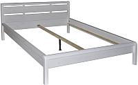 Каркас кровати Dipriz Мадейра Д 8146 (белый воск) -