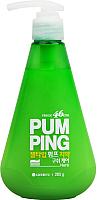 Зубная паста Perioe Breath Care Pumping Toothpaste (285мл) -