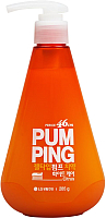 Зубная паста Perioe Whitening Pumping Toothpaste (285мл) -