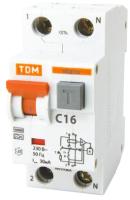 Дифференциальный автомат TDM SQ0202-0033 -