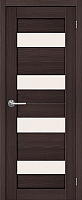 Дверь межкомнатная Юркас Stark ST2 60x200 (мателюкс/венге) -