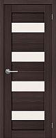 Дверь межкомнатная Юркас Stark ST2 70x200 (мателюкс/венге) -
