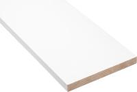 Добор Юркас Fix 10x100x2070 (белый) -