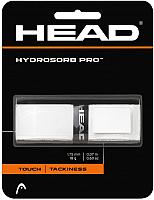 Грип для большого тенниса Head HydroSorb Pro / 285303 (1.75мм, белый) -