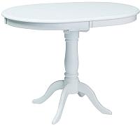 Обеденный стол Signal Dello 100 (белый) -