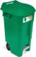Контейнер для мусора Tayg 426001 (120л, зеленый) -