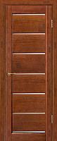 Дверь межкомнатная Юркас Vi-Lario ЧО Премьер плюс 80x200 (бренди) -