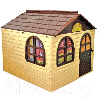 Домик для детской площадки Doloni Детский №2 / 025500/2