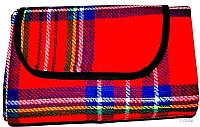 Туристический коврик No Brand EXM-019 (красный) -