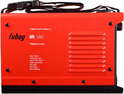 Инвертор сварочный Fubag IR 180 (31402)