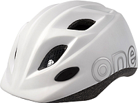 Защитный шлем Bobike One Plus Snow White / 8740900008 (S) -