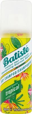 Сухой шампунь для волос Batiste Tropical (50мл)