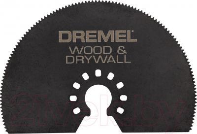 Пильный диск Dremel