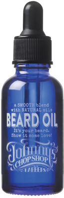 Масло для бороды Johnny's Chop Shop Beard Oil (30мл)