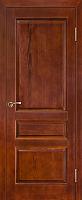 Дверь межкомнатная Юркас ПМЦ № 5 ДГ 60x200 (коньяк) -
