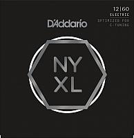 Струны для электрогитары D'Addario NYXL1260 -