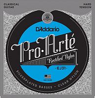 Струны для классической гитары D'Addario EJ-31 -