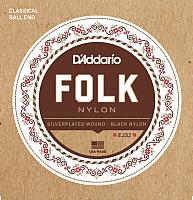 Струны для классической гитары D'Addario EJ-32 -