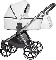 Детская универсальная коляска Riko Qubus 2 в 1 (04/Platinum) -