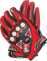 Перчатки велосипедные No Brand MCS-23 (красный) -