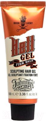 Гель для укладки волос Johnny's Chop Shop Hell Gel Sculpting Hair Gel (100мл)