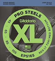 Струны для бас-гитары D'Addario EPS-165 -