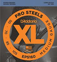 Струны для бас-гитары D'Addario EPS-160 -
