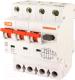Дифференциальный автомат TDM SQ0202-0018 -