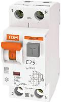 Дифференциальный автомат TDM SQ0205-0006 -