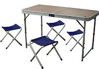 Комплект складной мебели No Brand SJ-8812-4 -
