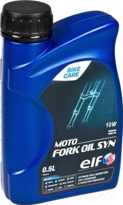 Вилочное масло Elf Moto Fork Oil 10W / 111615 (500мл)