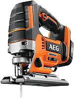 Профессиональный электролобзик AEG Powertools BST18BLX-0 / 4935459654  (без батареи) -