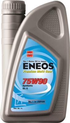 Трансмиссионное масло Eneos Premium Multi Gear 75W90