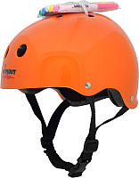 Защитный шлем Wipeout Neon Tangerine с фломастерами (L, оранжевый) -