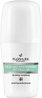 Антиперспирант шариковый Floslek Fresh for Sensitive Skin (50мл) -