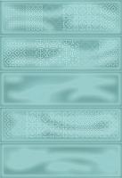Декоративная плитка Керамин Метро 4Д (275x400) -