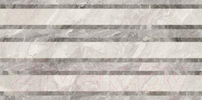 Декоративная плитка Absolut Keramika Nairobi Decor Listone Perla (316x632)