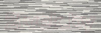 Декоративная плитка Absolut Keramika City Decor Lamas Grey (333x1000)