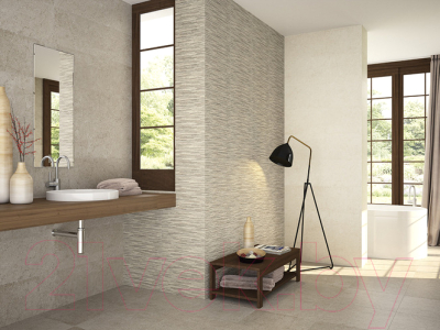 Декоративная плитка Absolut Keramika City Decor Lamas Noce (333x1000)