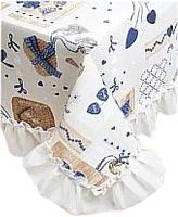 Скатерть Nadzejka Яна 120-3 (155x125) -