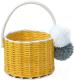 Корзина Чудо-корзины Кругляш D18 (желтый) -