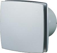 Вентилятор вытяжной Vents 125 ЛДА (матовый алюминий) -