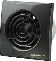 Вентилятор вытяжной Vents Квайт 100 (черный сапфир) -