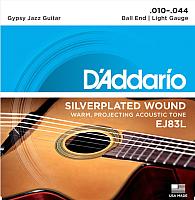 Струны для акустической гитары D'Addario EJ-83L -