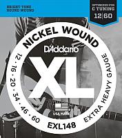 Струны для электрогитары D'Addario EXL-148 -